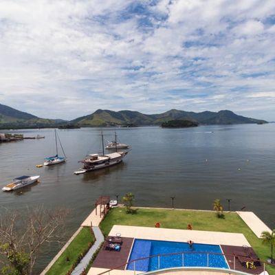 Cobertura para venda - Apartamento do tipo Cobertura Duplex 4 Quartos (2 Suítes) - Gambôa do Belém, Angra dos Reis, RJ