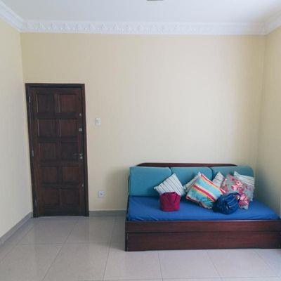 Apartamento para locação / aluguel e venda - Apartamento térreo com 3 quartos e 1 Suíte - Ary Parreiras, nº 708, Aptº 102, Vital Brasil, Niterói - RJ
