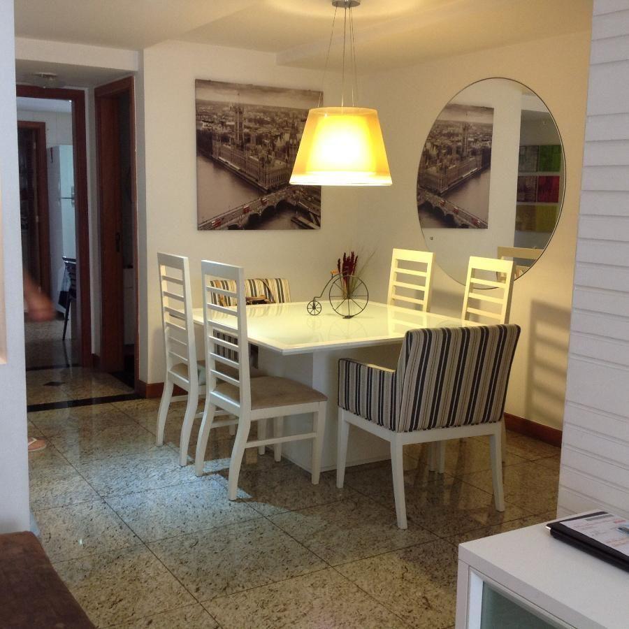 Apartamento com 157 m², 4 Quartos (2 Suítes) e 2 Vagas, Jardim Icaraí, Niterói - RJ