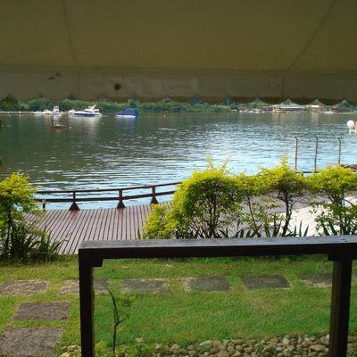 Apartamento dentro de Condomínio, com 1 Quarto, Vaga seca de lancha (marina) e Veículos, Angra dos Reis - RJ