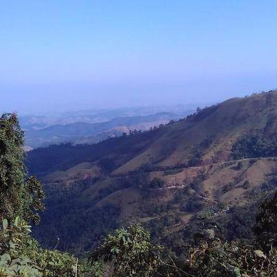 Fazenda com 50 Alqueires estrada para Carlos Euler, Bocaina de Minas - MG