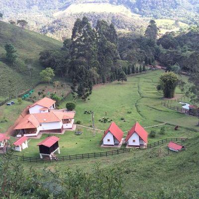 Sítio para venda - Área rural com diversas edificações - Santo Antônio do Rio Grande, Bocaina de Minas - MG