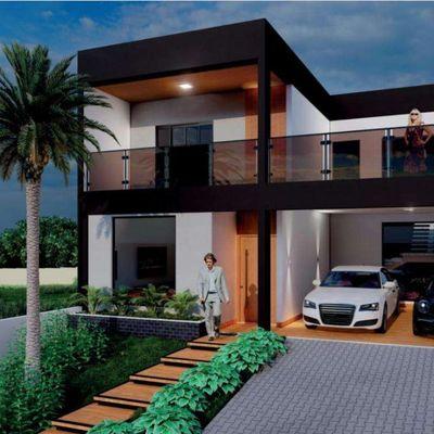 Casa de Condomínio com 3 quartos à Venda, Bonfim Paulista - Ribeirão Preto