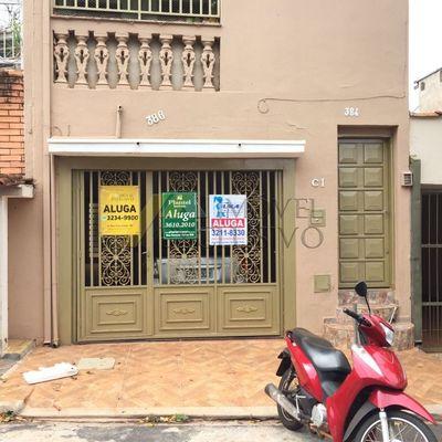 Casa com 2 quartos, Campos Elíseos - Ribeirão Preto