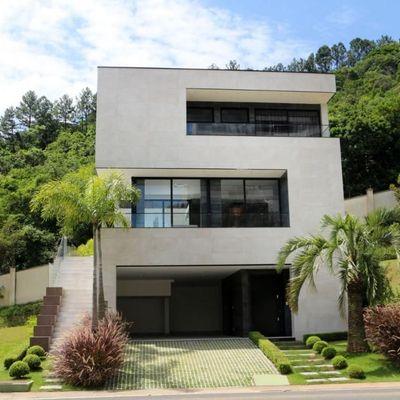 Casa Mobiliada Alto Padrão à Venda Em Condomínio, Praia Brava, Itajaí.
