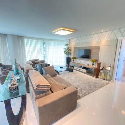 Brava Home Resort. Apartamento Para Venda, 240m,mobiliado e Decorado,com 04 Suítes,04 Vagas, Com Excelente Vista. Praia Brava- Itajaí