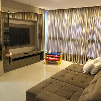 Apartamento decorado e mobiliado!!Apartamento de 03 suites 3 03 vagas de garagem
