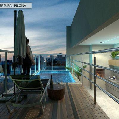 Costa Amalfitana - 03 Dormitórios sendo 01 suíte, 02 demi- suítes, 02 vagas de garagem privativas.