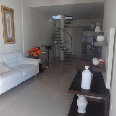 Duplex com vista Mar Mobiliado - 4 Dormitórios com Piscina Privativa 4 Vagas de Garagem no centro de Balneário Camboriú