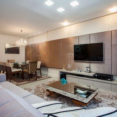 Apartamento em Balneário Camboriú à venda com 4 Suítes Finamente Mobiliado e Decorado