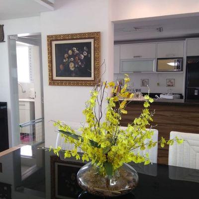 Apartamento Mobiliado e decorado em Balneário Camboriú com 01 Suíte 02 Demi Suítes 02 Vagas Lado a Lado