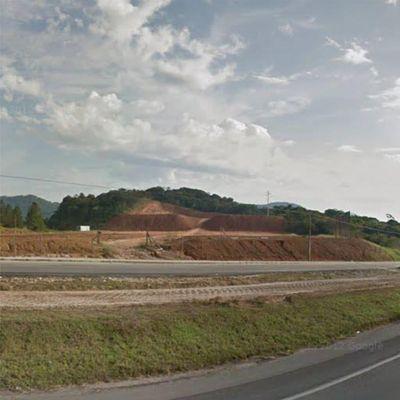 Terreno próximo a entrada de Camboriu