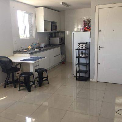 Apartamento à Venda Com 1 Suíte 1 Dormitório 1 Vaga de Garagem Próximo da Univali Balneário Camboriú
