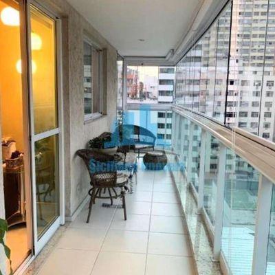 Apartamento 4 suítes com 2 varandas e lazer completo