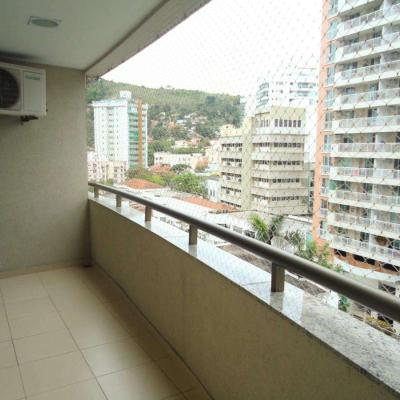 Excelente apartamento 3 quartos com varanda e lazer completo