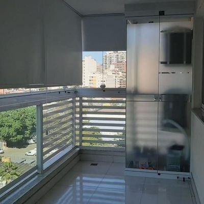 Excelente apartamento com varanda e lazer completo
