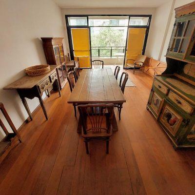 Excelente apartamento 2 quartos com 2 varandas