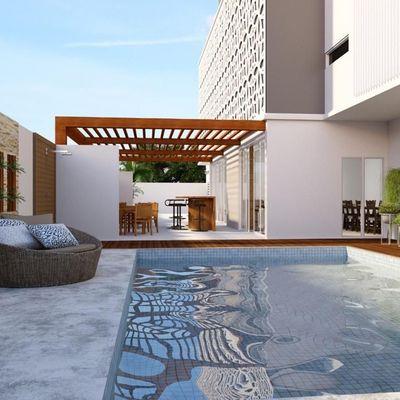 Apartamento Edifício Ocean Paradise Praia De Perequê em Porto Belo