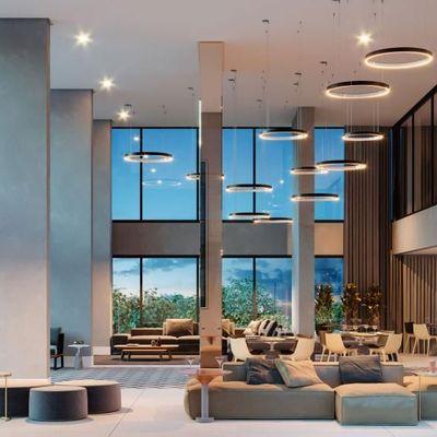 Apartamento na planta com 4 suítes na Avenida Brasil entrega em 2022