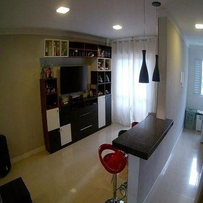 Apartamento no Residencial Alvorada com 1 quarto em Camboriú