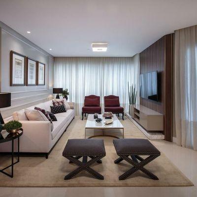 Apartamento Mobiliado Empreendimento New york no centro de Balneário Camboriú