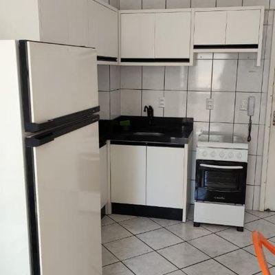 Apartamento 1 dormitório Edifício Ana Carolina em Balneário Camboriú
