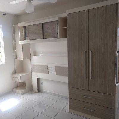 Apartamento 2 dormitórios Edifício Reserva Palmital 1 em Marília