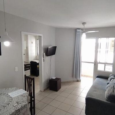 Apartamento 1 Dormitório Locação Diária de Temporada Edifício Las Vegas em Balneário Camboriú