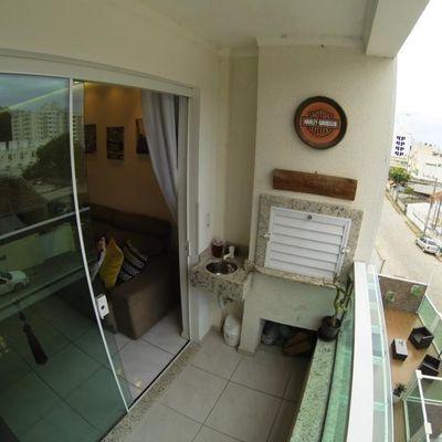 Apartamento 2 dormitórios Residence Camboriú no São Francisco de Assis em Camboriú