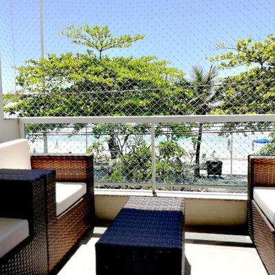 Apartamento 3 dormitórios Residencial Iguaçu Avenida Atlântica em Balneário Camboriú