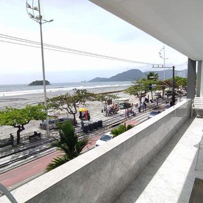 Apartamento Locação Diária Frente Mar em Balneário Camboriú