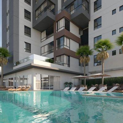 Apartamento 3 Suítes Edifício Florence Garden no Centro em Balneário Camboriú