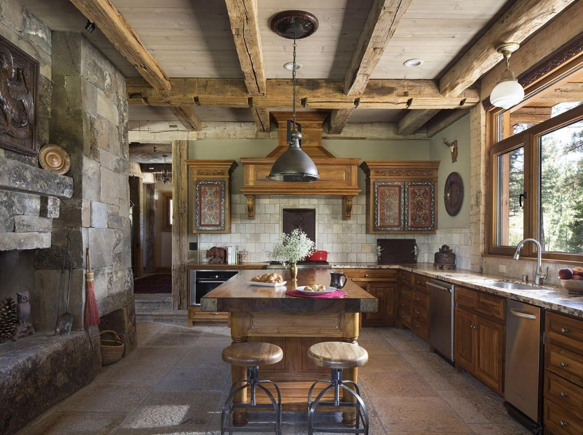 Como criar uma área gourmet rústica?