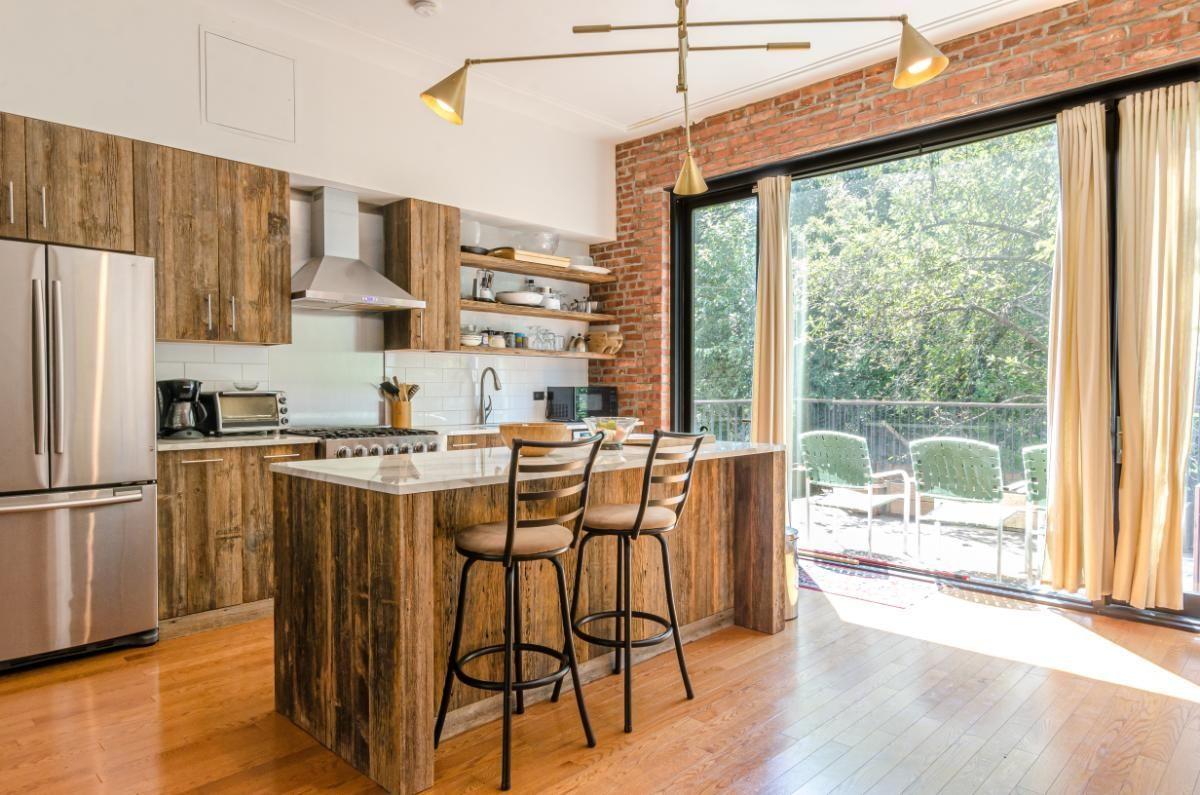 Casa com tijolo a vista: charmosas e estilosas