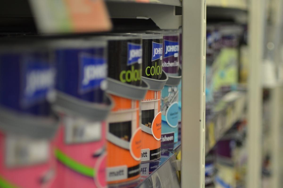 Loja de tintas em Balneário Camboriú: confira nossa lista