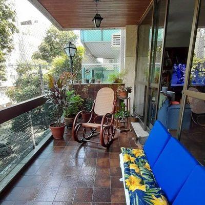 Apartamento Afonso Pena - Tijuca