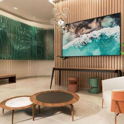 Apartamento com Suíte Master em Balneário Camboriú