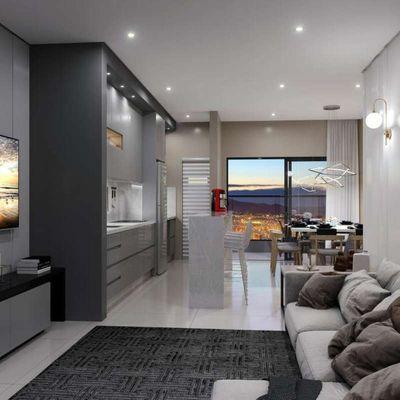 Apartamento tipo 4 - 2 dormitórios, sendo 1 suíte em Camboriú