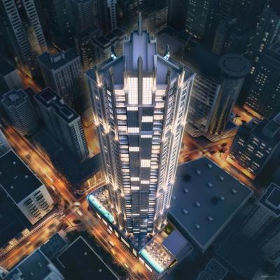 Ap. Embraed - New York Apartments - Balneário Camboriú
