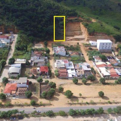 Lote à Venda – 1.000,00m² - Bairro Esplanada - Mantena-MG
