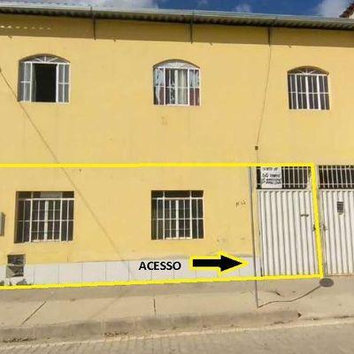 Aluguel - Casa com 02 Quartos – Frei Cesar - Mantena-MG