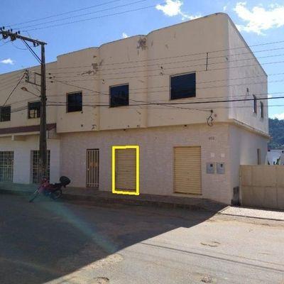 Aluguel - Ponto Comercial - 35m² - Santos Prates 2 - Mantena-MG