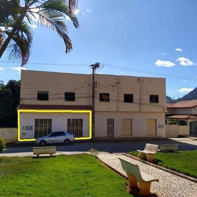 Aluguel - Ponto Comercial - 90m² - Santos Prates 2 - Mantena-MG