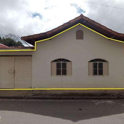 Aluguel - Casa com 02 Quartos - Centro - Mantena-MG