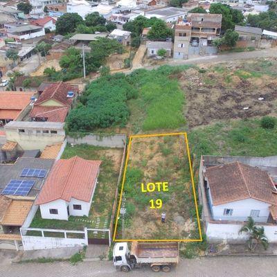 Lote à Venda - 300m² - Bela Vista - Mantena-MG