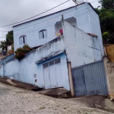 Casa à venda - 04 Dormitórios - Santo Antônio - Mantena-MG