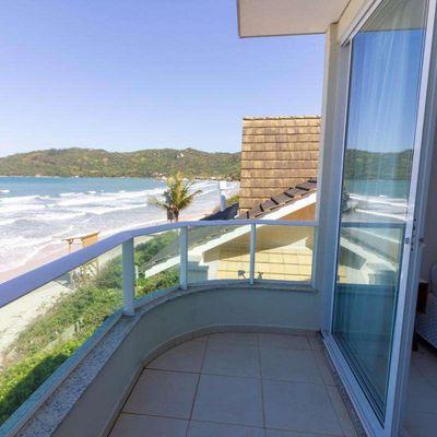 Casa Frente mar em Canto Grande (mar de fora) - Duplex B