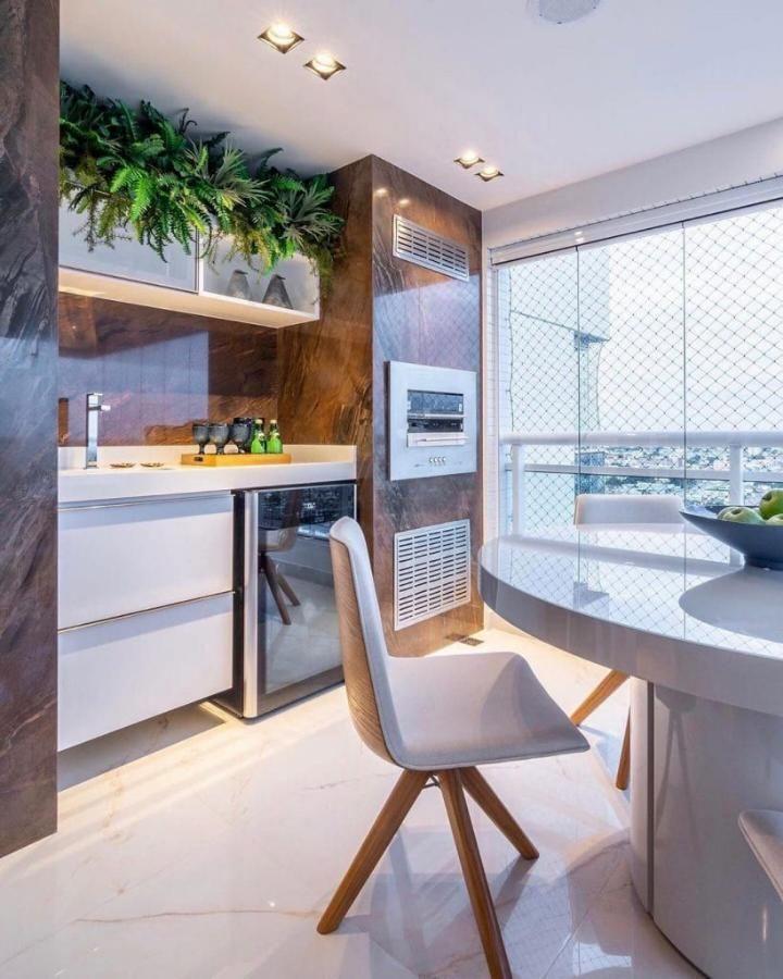 Sacadas de apartamento: ideias de decoração e mais